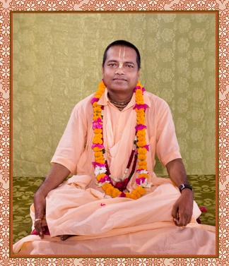 Srila Acarya Maharaj