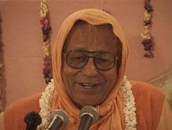 Sri Bhakti Sundar Govinda Dev-Goswami Maharaj