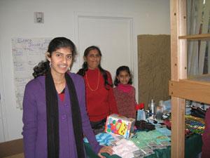Rohini, Nandarani Didi, and Sita