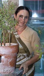 Krishnapriya Didi is Tulsidevi's caretaker.