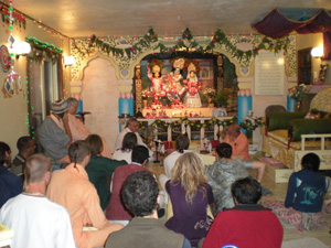 Sripad Siddhanti Maharaj, Sripad Parvat Maharaj and Sripad Hasyapriya Prabhu also shared their experiences and inspirations.
