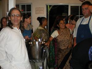 Sanatani Didi and her crew are ready.