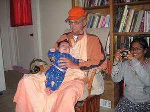 So does Siddhanti Maharaj.