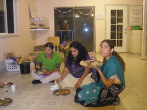 Didis, Kalindi, Madhurapriya and Krishna Madhuri.