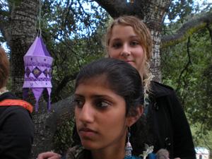 Kumaris Rohini and Krishnapriya.