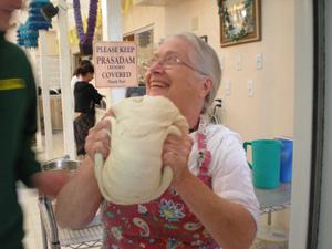 Samosa Dough.
